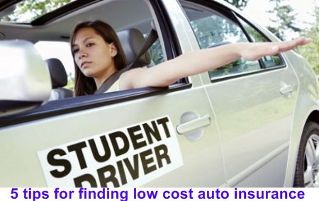 5 Steps to Cheaper Auto Insurance