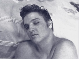 Sleepy Elvis - Elvis Presley Pictures